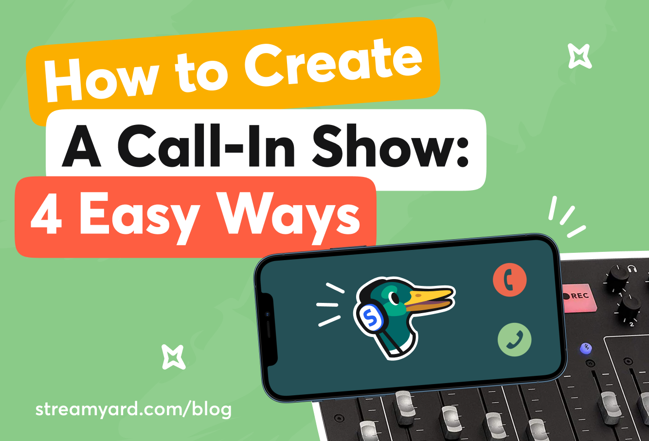 creating-a-call-in-show